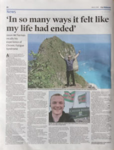 Published my story to inspire others